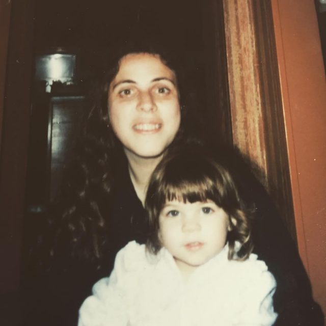 Heres a tbt that shows just how much my momhellip