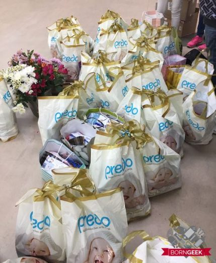 Mother's Day connect bags