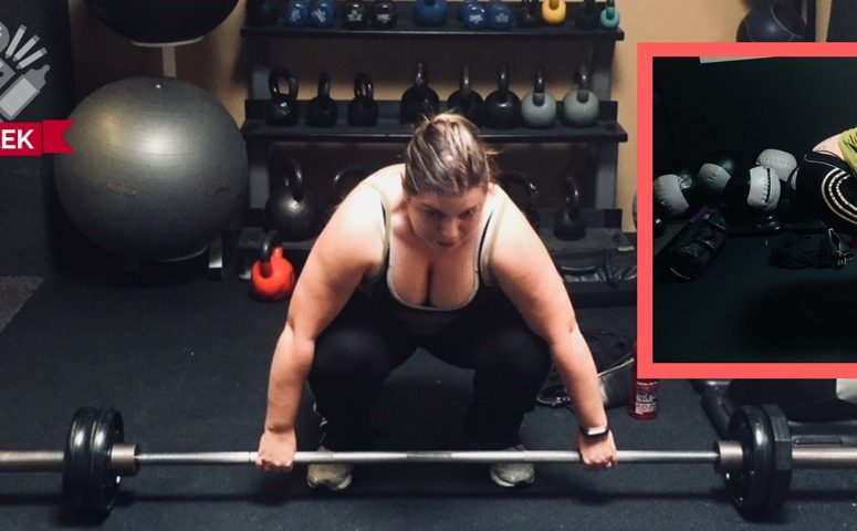 returning to the gym deadlifts