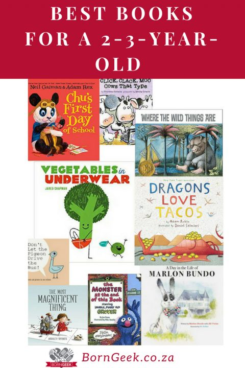 Best Books for a 2-3-Year-Old in 2018